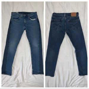 Levi's   Two Tone Skinny Jeans 31X30
